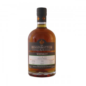 Higginbottom American Whiskey (cask 152736)