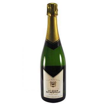 Champagne Le Brun de Neuville Cuvée Sélection demi-sec NV
